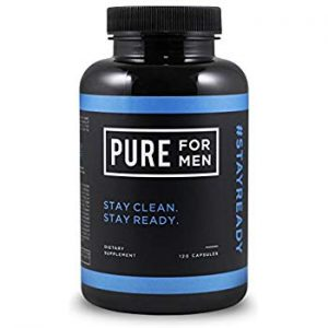 Pure for Men Fiber Supplements