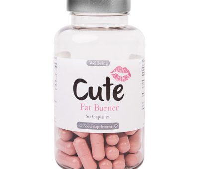 Cute Nutrition Fat Burner Capsules – Review, Ingredients And Price