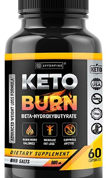 Keto Burn Weight Loss Pills