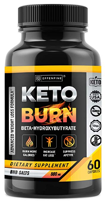 Keto Burn Weight Loss Pills Review Does Keto Burn Really Work
