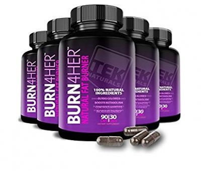 Burn4Her – The Ultimate Fat Burner Tailored for Women