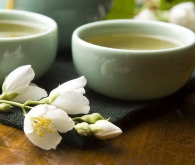 The Health Benefits of Jasmine Green Tea
