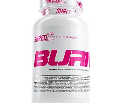 SHREDZ – The Ultimate Fat Burner? Read This Before You Buy!