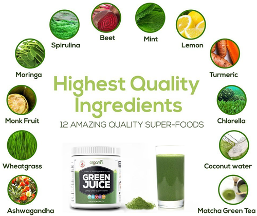 Healthy SuperFood in a Drink