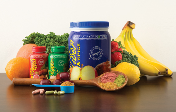 Balance Of Nature - Fruit And Vegetable Supplement